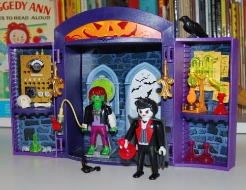 Playmobil halloween set 7