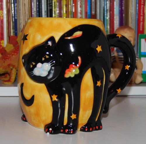 Susan winget halloween mug