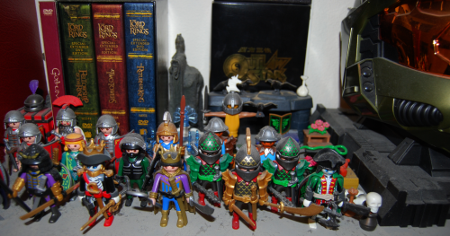 Playmobil legion 4