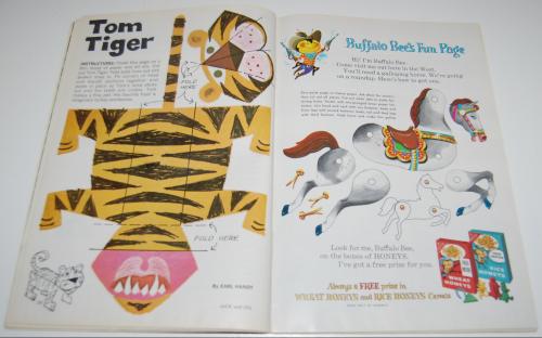 Jack & jill magazine november 1964 6