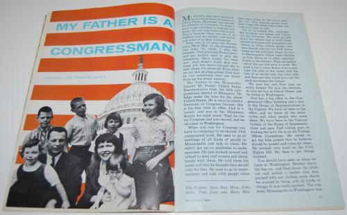 Jack & jill magazine november 1964 7