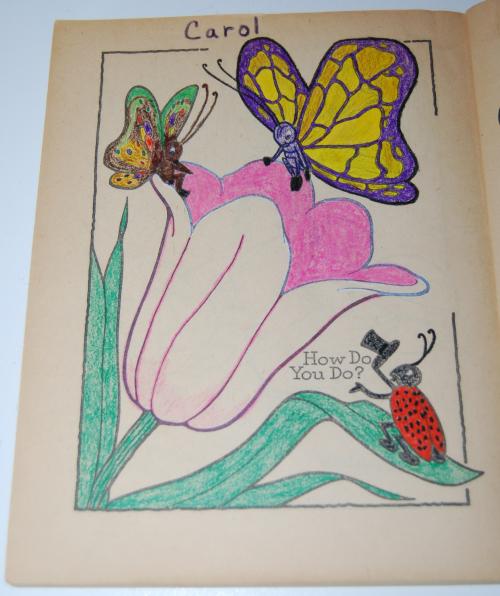 Whitman big big paint book 1948 14