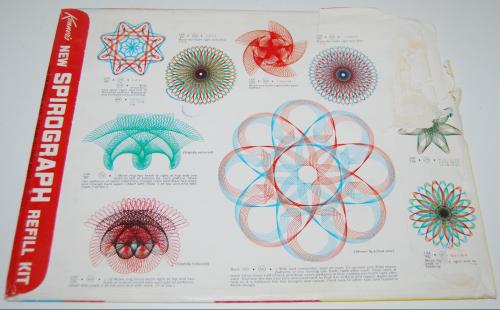 Kenner's spirograph 7