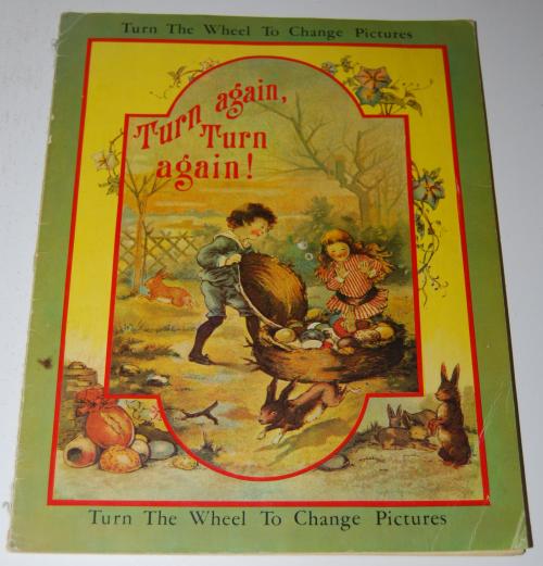 Turn again turn again book