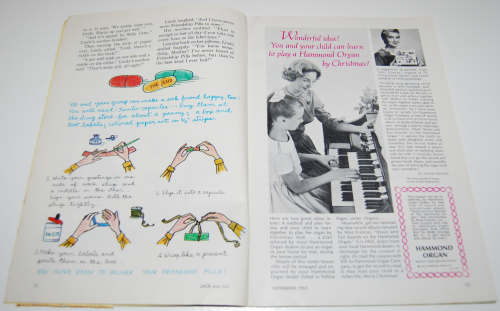 Jack & jill magazine november 1963 3