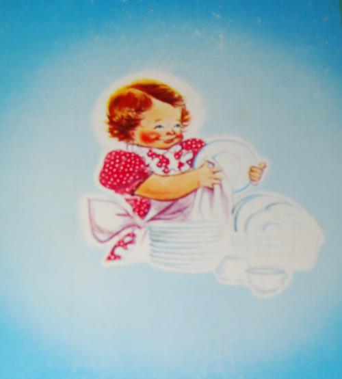 Little mother's cookbook x