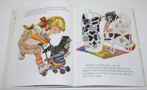 Little lost kitten little golden book 3