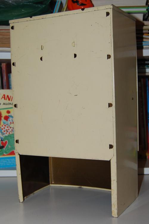 Wolverine polar refrigerator 6