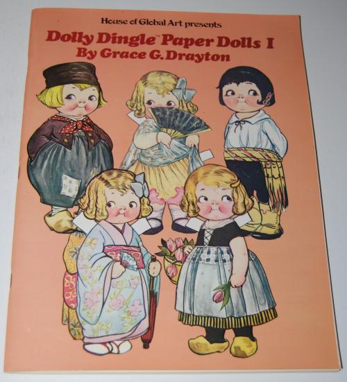 Dolly dingle paperdolls