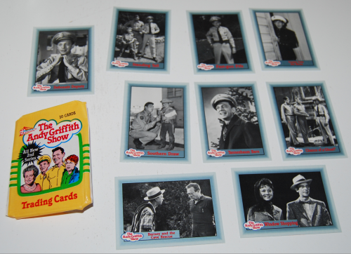 Andy griffith show cards