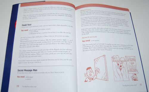 Big book of boy stuff 7