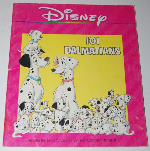 Disney book & tape 6
