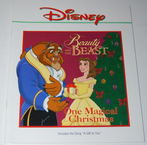 Disney book & tape 1