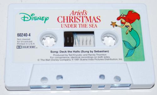 Cassettes disney 9