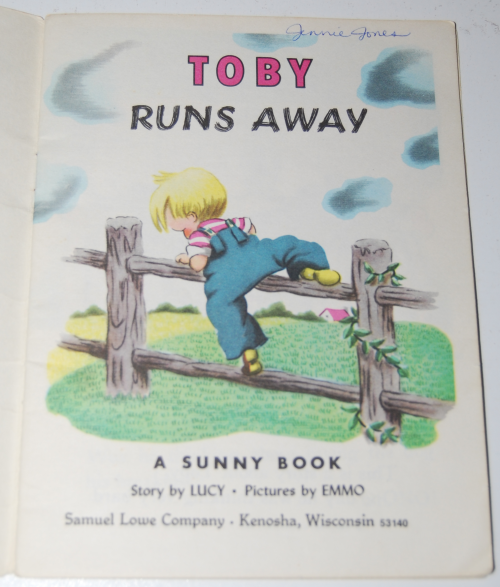 Sunny books 7