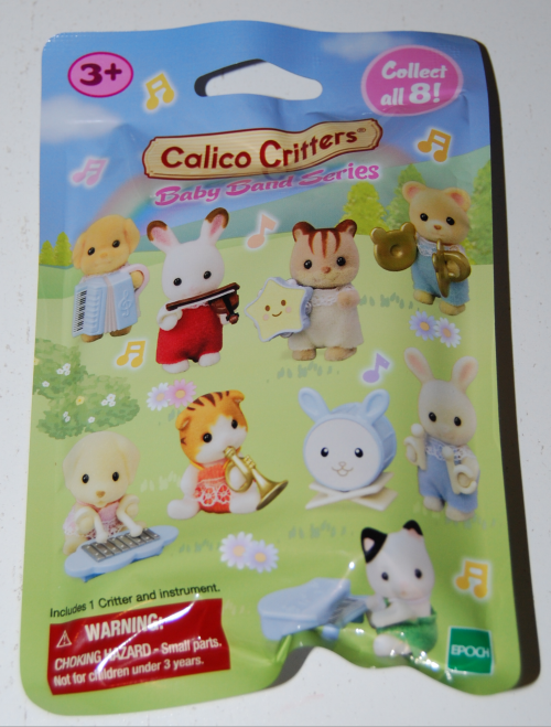 Calico critters baby band