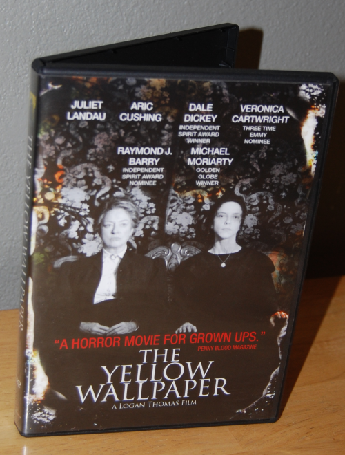 The yellow wallpaper dvd