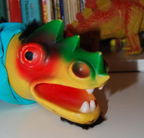 Vintage puppet xx