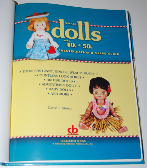 Small dolls of the 40s & 50s id book 1