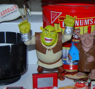 Shrek toy