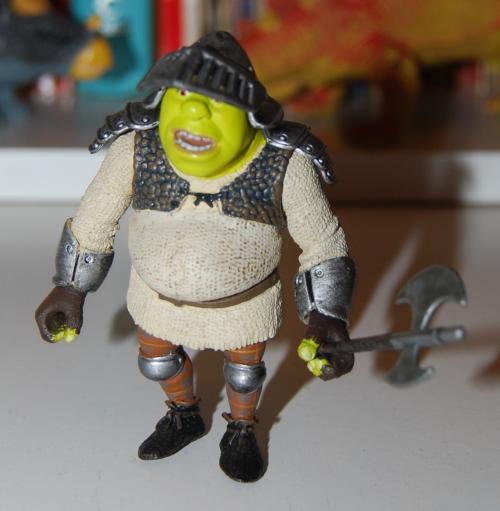 Shrek figures 3