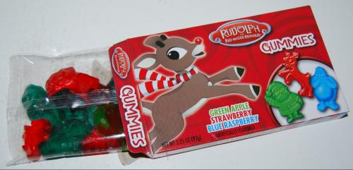 Rudolph xmas treats 1