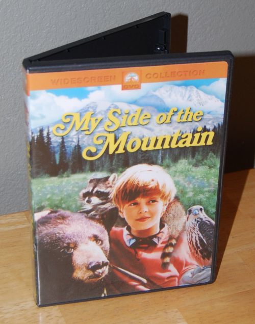 My side of the mountain dvd