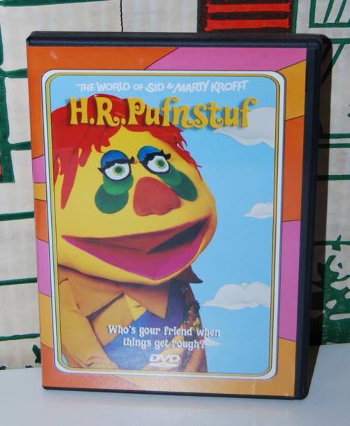 Hr pufnstuf dvd