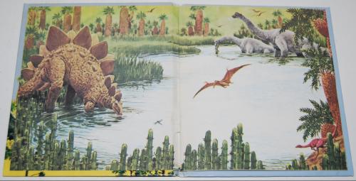 Little book of dinosaurs 1