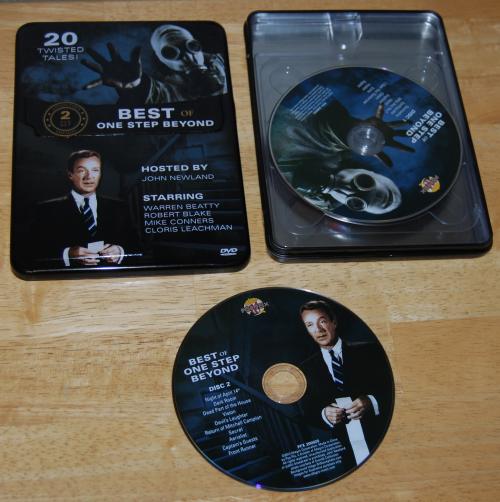 One step beyond dvd