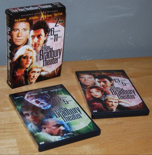 Ray bradbury theater dvd