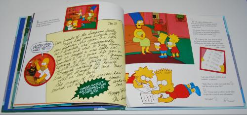 Simpsons xmas book 6