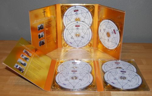 Fullmetal alchemist dvd