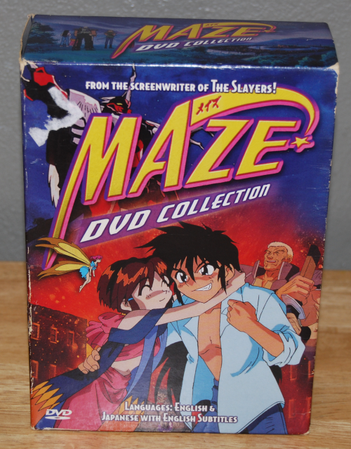 Maze dvds