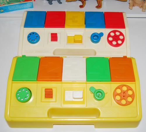 Vintage poppinpals toys