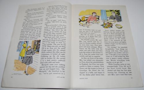 Jack & jill magazine august 1959 5