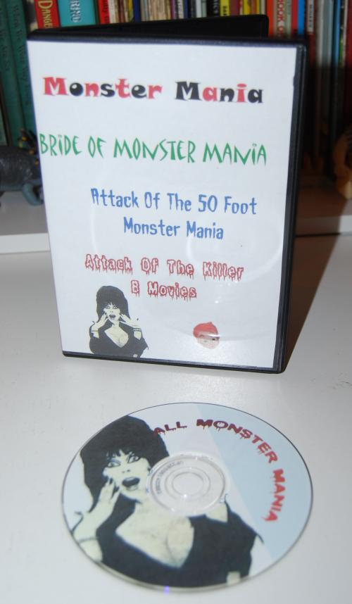 Homemade dvds 11