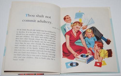 Rand mcnally elf book 10 commandments 4