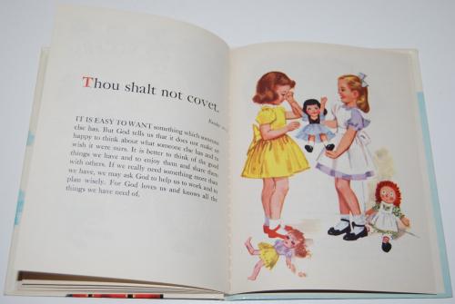Rand mcnally elf book 10 commandments 7