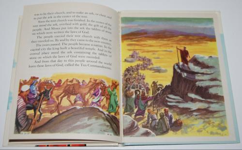 Rand mcnally elf book 10 commandments 9