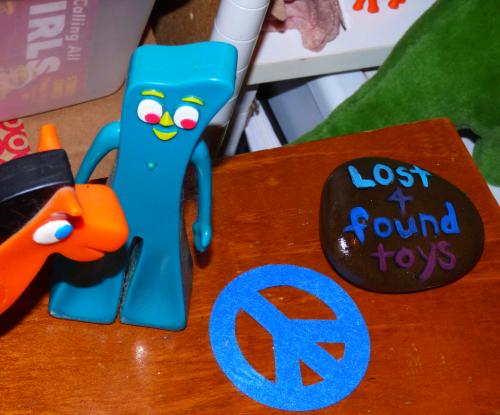 Lost & found x