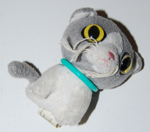 Cat happy meal toy 2005 1