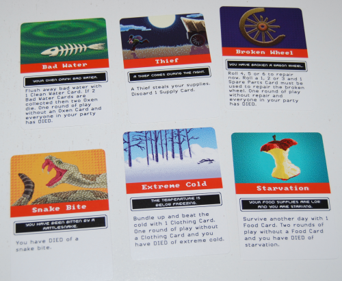 The oregon trail card game 4