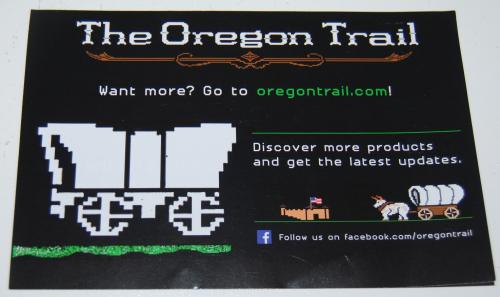 The oregon trail card game 9