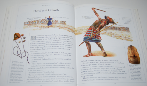 The children's illustrated bible 4