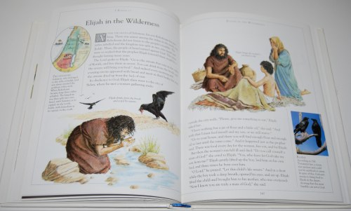 The children's illustrated bible 5