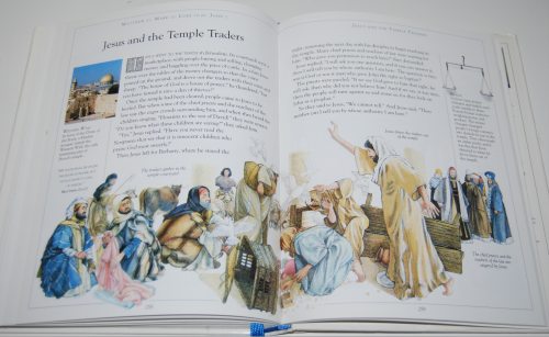 The children's illustrated bible 9