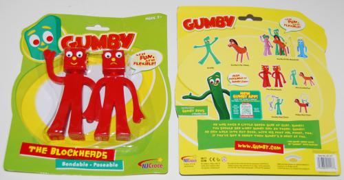 Nj croce gumby & pokey toys 3