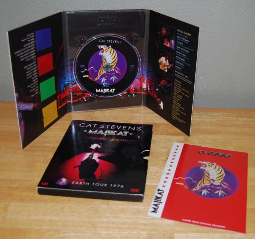 Magikat dvd
