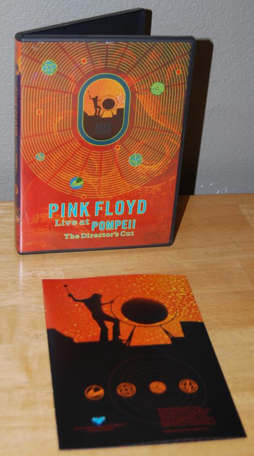 Pink floyd dvd